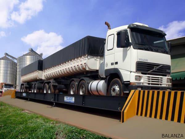 Resultado de imagen para basculas para camiones