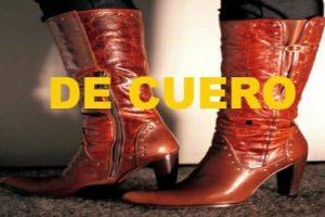 IMAGEN DE BOTAS DE CUERO