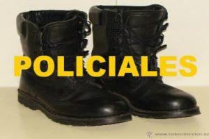 IMAGEN DE BOTAS POLICIALES
