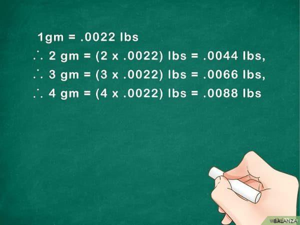 Conversor de peso libras para kilos