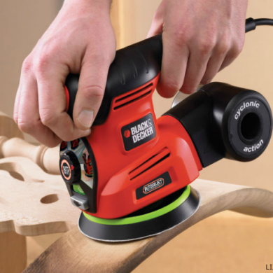 LIJADORA BLACK AND DECKER. De mano Black and Decker, de Pared Black and Decker, de Madera Black and Decker