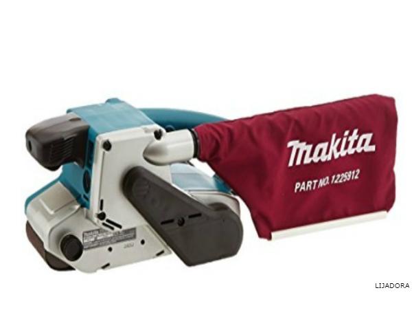 LIJADORA DE BANDA MAKITA 9903. Encuentra las Especificaciones Técnicas, su Precio en Oferta y las Opiniones de sus Usuarios.