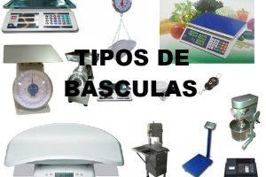 IMAGENES DE TIPOS DE BASCULAS