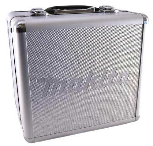 Makita carcasa rgida de Aluminio Plata del 2018