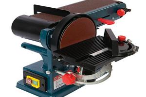 Como funciona y fabricar una lijadora de banco casera industrial skill craftsman truper