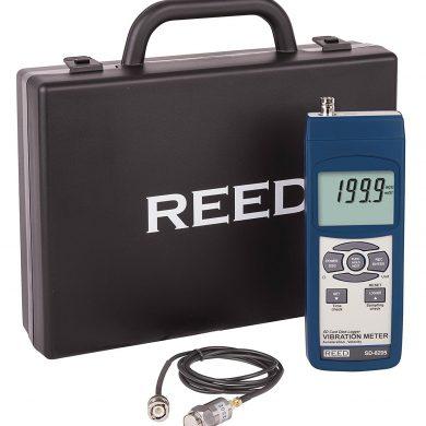 imagen de medidor de vibraciones reed sd-8205